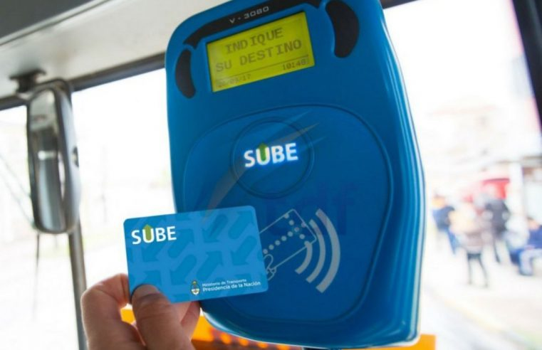 ¿Where to get the SUBE card in Buenos Aires?
