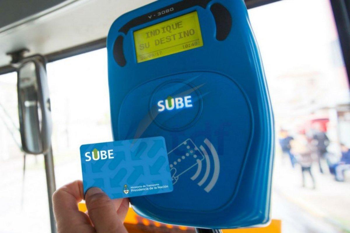 Comment obtenir la carte SUBE à Buenos Aires