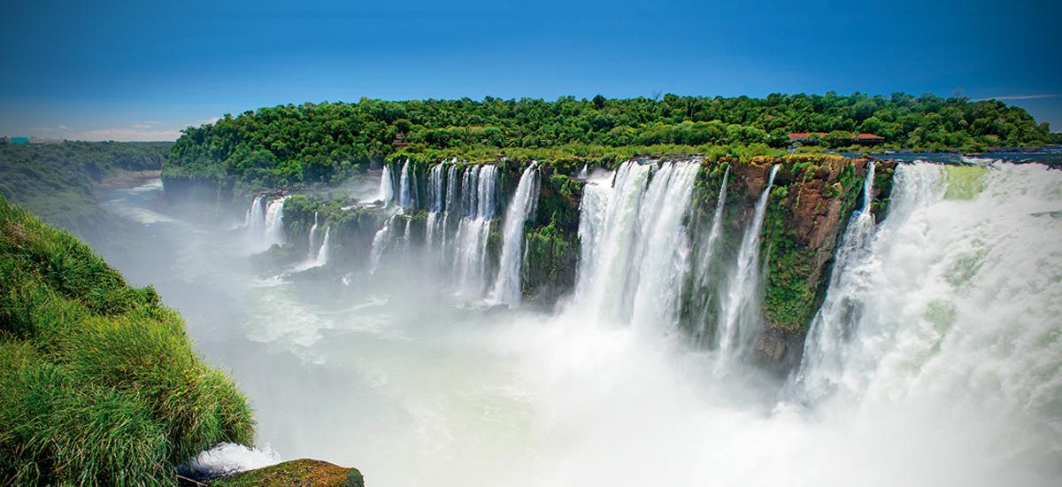 Comment aller aux chutes d'Iguazu de Buenos Aires?