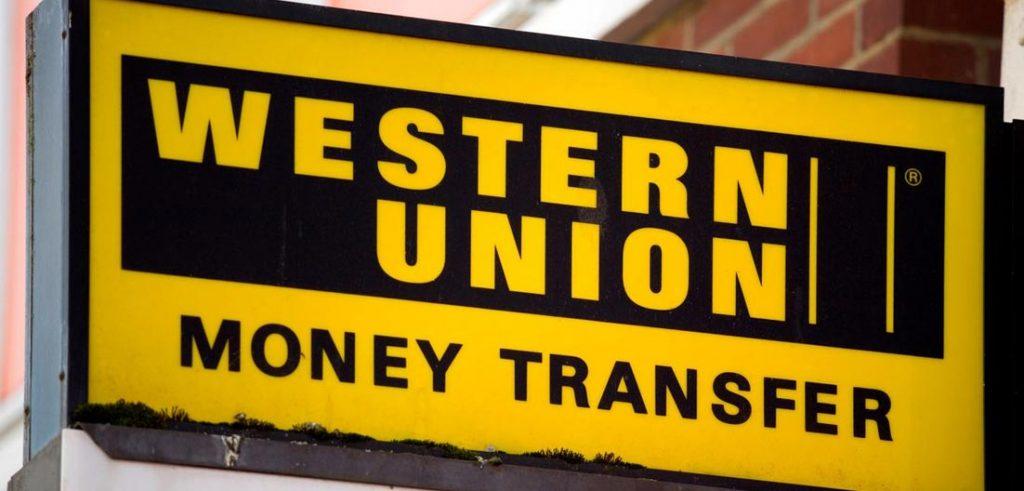 western union dolar blue