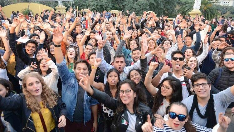 estudiantes extranjeros en buenos aires