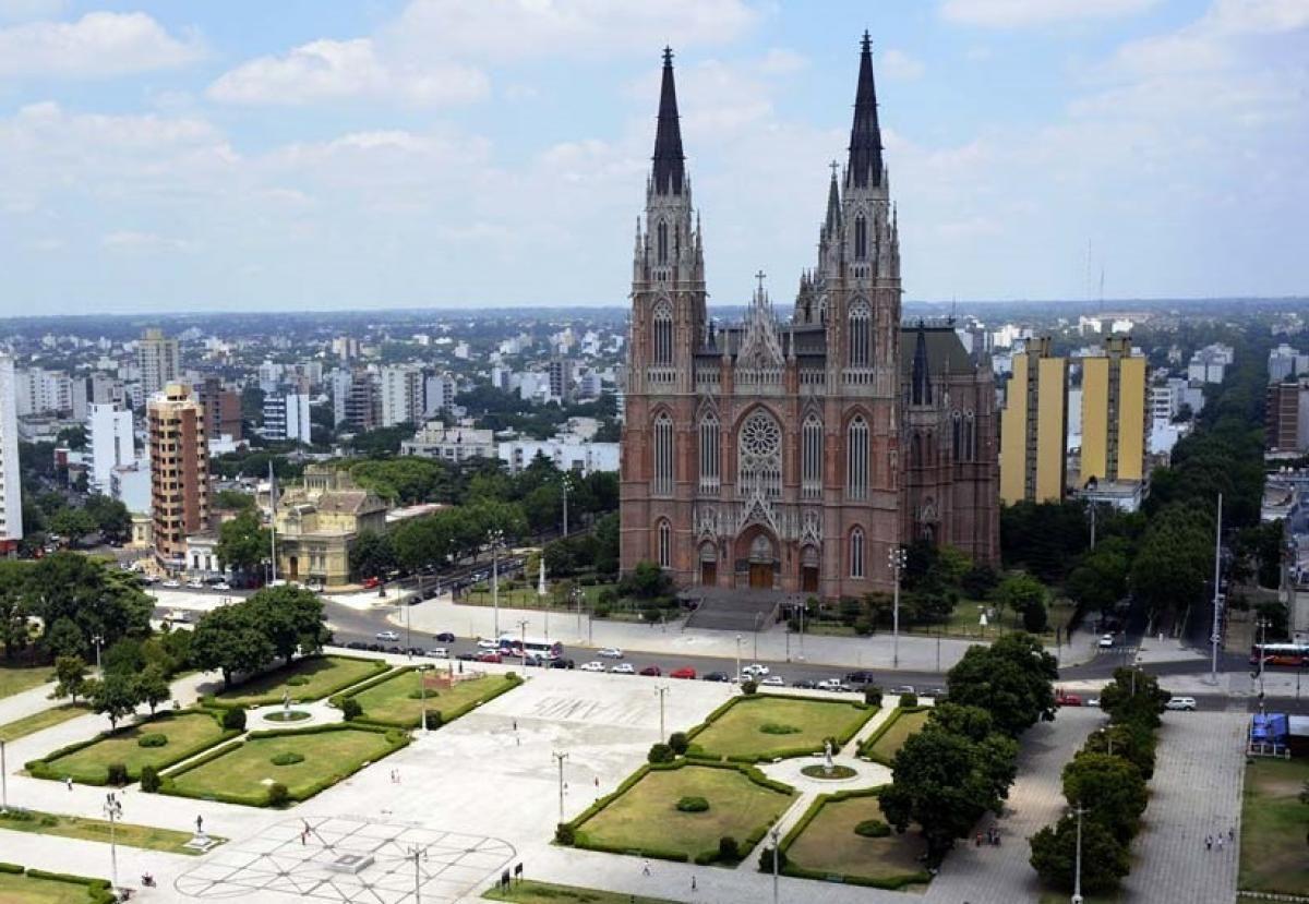 estudiar en La Plata Argentina